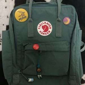 AUTHENTIC FJALLRAVEN KANKEN BACKPACK